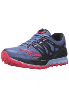 Saucony Women's Xodus ISO Trail Running Shoe   M US