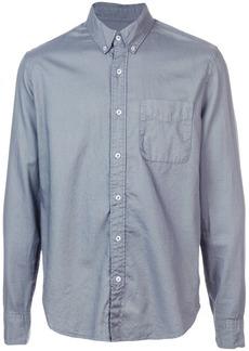 Save Khaki longsleeved shirt