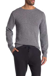 Save Khaki Ragg Crew Neck Sweater