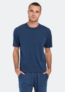Save Khaki Short Sleeve Supima Jersey Sport T-Shirt - S