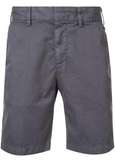 Save Khaki slim-fit knee length shorts