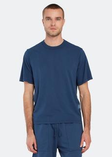 Save Khaki Supima Jersey Wrap Print Sport Tee - S