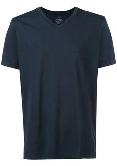 Save Khaki V-neck short sleeve T-shirt