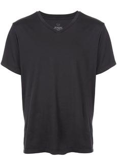 Save Khaki V-neck T-shirt