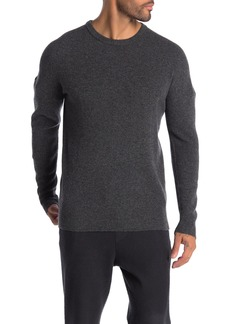 Save Khaki Wool & Cashmere Blend Sweater