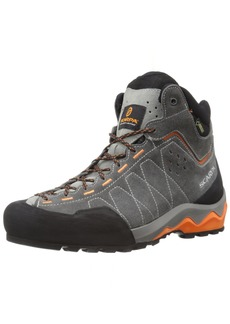 SCARPA Men's TECH Ascent GTX Approach Shoe-M  40 EU/7.5 M US