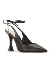 SCHUTZ ankle lace-up pumps