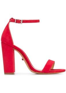 SCHUTZ block heel sandal