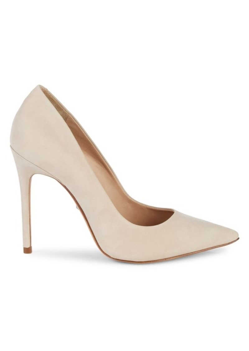 SCHUTZ Caiolea Suede Stiletto Pumps
