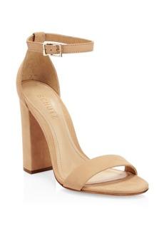 SCHUTZ Enida Leather Sandals