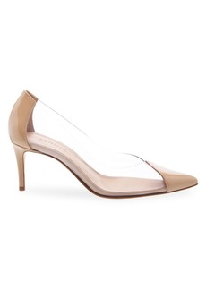 SCHUTZ Garthy Transparent Pumps
