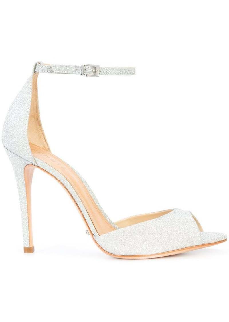 f361858823e567 SCHUTZ glitter-effect sandals