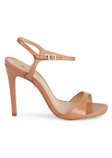SCHUTZ Jade Patent Leather Strappy Sandals