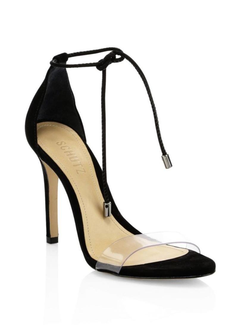 c0523bd53038 SCHUTZ Josseana Ankle Strap Sandals