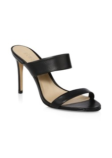 SCHUTZ Leia Leather Sandals