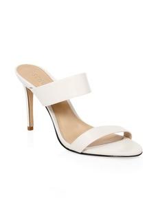 SCHUTZ Leia Leather Sandals