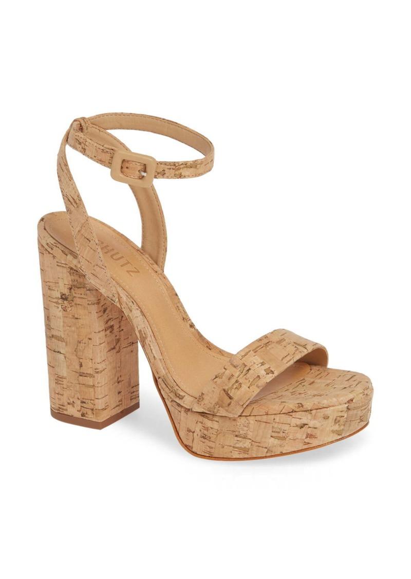 SCHUTZ Martine Platform Sandal