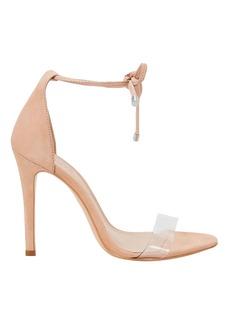 SCHUTZ Monique PVC Vamp Strap Sandals