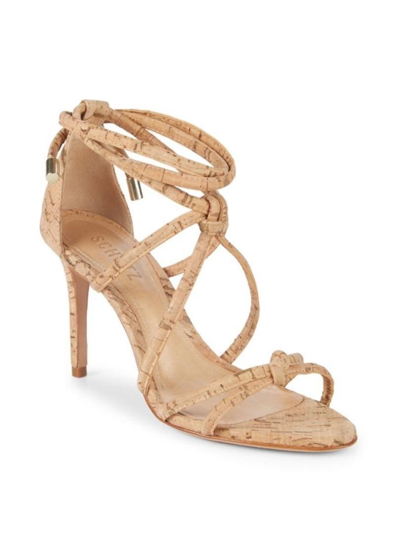 c7d3fd46f44 SCHUTZ Nadira Ankle-Strap Sandals