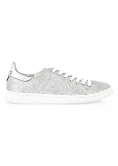 SCHUTZ Sanjay Glitter Sneakers