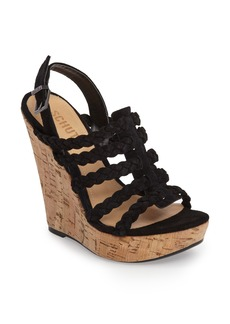 Schutz Abigally Wedge Sandal (Women)
