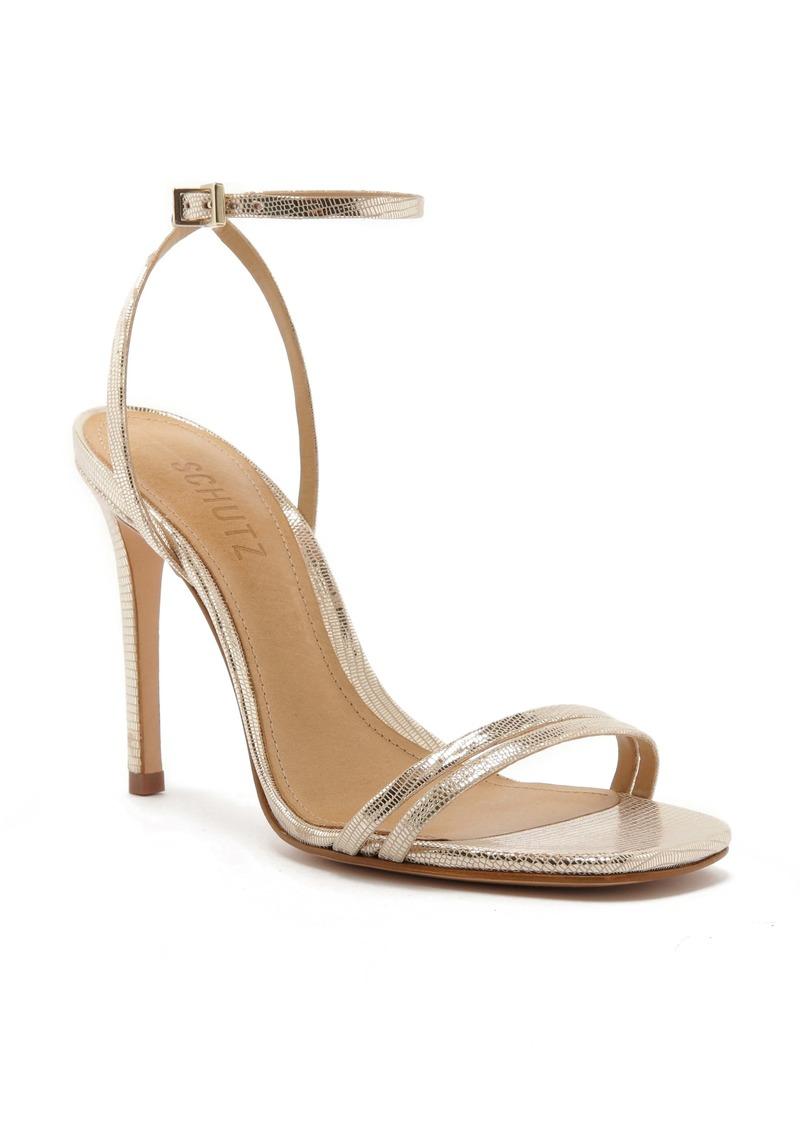 Schutz Altina Ankle Strap Sandal (Women)