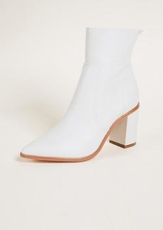 Schutz Anaflor Block Heel Boots