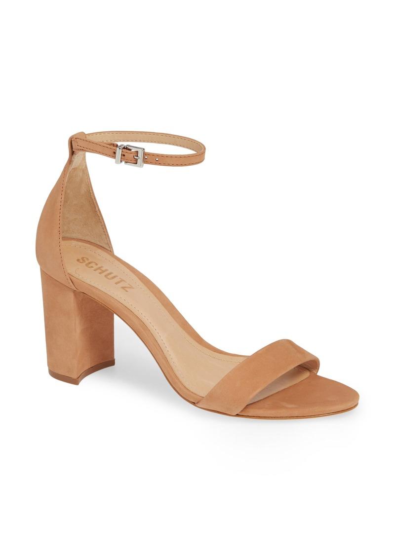 Schutz Anna Lee Ankle Strap Sandal (Women)