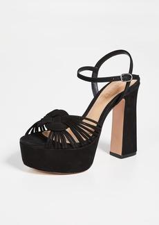 be7055995 Schutz Anselma Platform Sandals