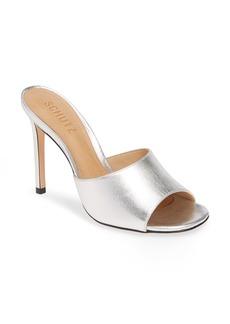 Schutz Bardana High Heel Slide Sandal (Women)