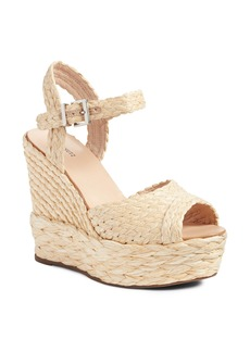 Schutz Belatrix Platform Wedge Sandal (Women)