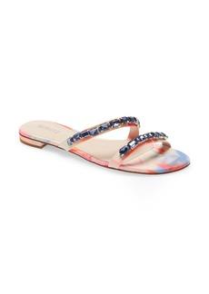 Schutz Belly Embellished Sandal (Women)