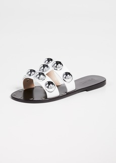 Schutz Benedita Studded Sandals