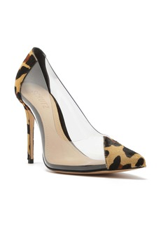 Schutz Cendi Transparent Genuine Calf Hair Pump (Women)