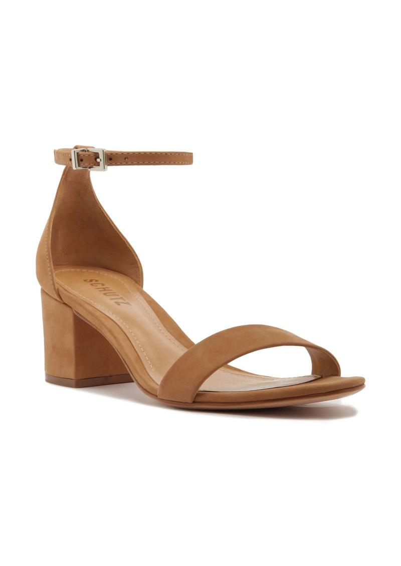 Schutz Chimes Ankle Strap Sandal (Women)