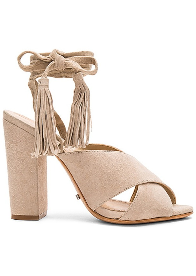 Chimes Heel In Tan. Carillons Talon Tan. - Size 8.5 (also In 5.5,6,7.5) Schutz - Taille 8,5 (également En 5.5,6,7.5) Schutz