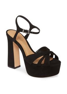 Schutz Delanie Platform Sandal (Women)