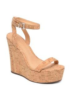 Schutz Eduarda Platform Wedge Sandal (Women)