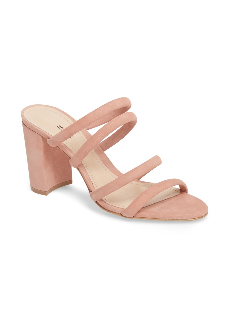 Schutz Felisa Block Heel Sandal (Women)