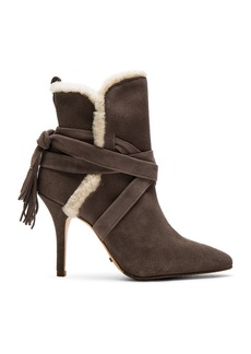 Schutz Finn Sheep Fur Bootie
