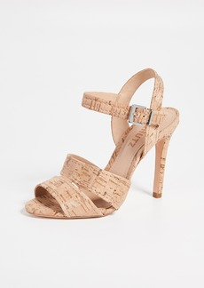 Schutz Gwen Ankle Strap Sandals