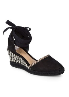 SCHUTZ Haines Espadrille Wedge Sandals