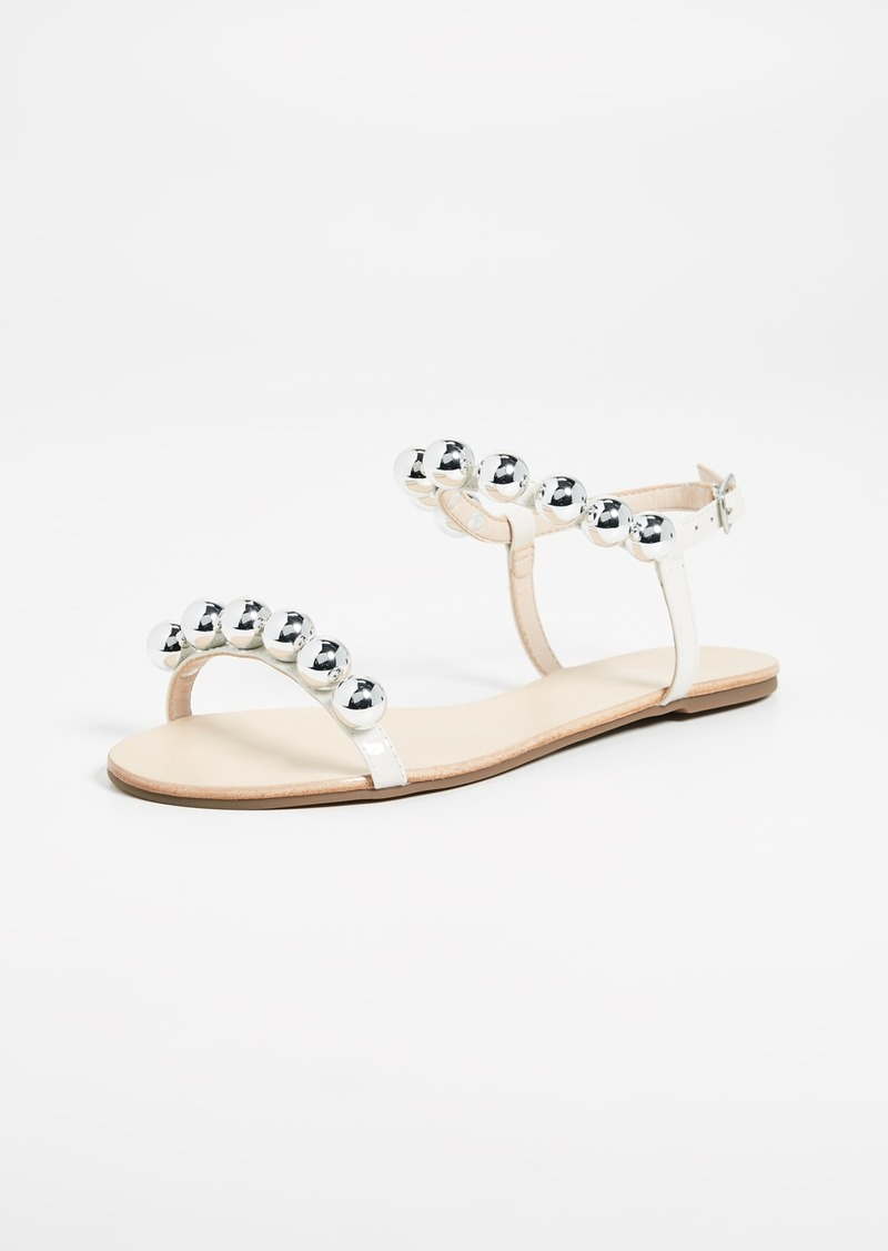 0e05561e87b SCHUTZ Schutz Hebe Ankle Strap Sandals