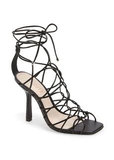 Schutz Heyde Ankle Tie Sandal (Women)