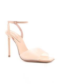 Schutz Jamili Clear Ankle Strap Sandal (Women)