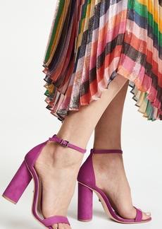 Schutz Jeannine Block Heel Sandals