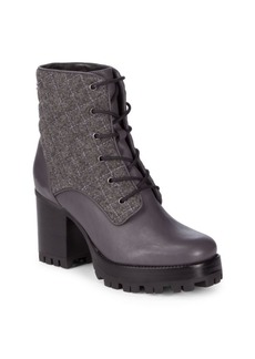 SCHUTZ Kerrigan Quilted Booties