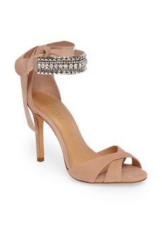 Schutz Larazee Embellished Sandal (Women)