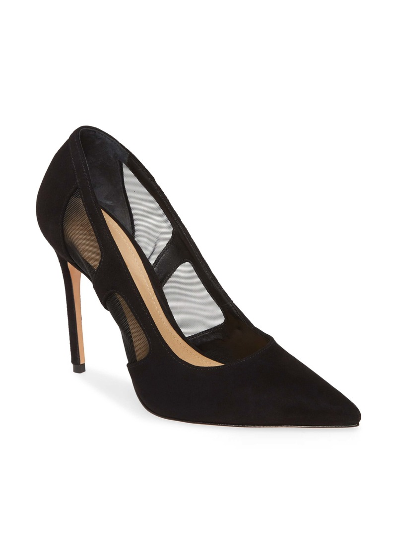 Schutz Layonie Pointed Toe Stiletto Pump (Women)