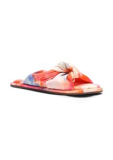 Schutz Leny Slide Sandal (Women)